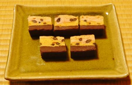 蒸し菓子ー落葉ー1
