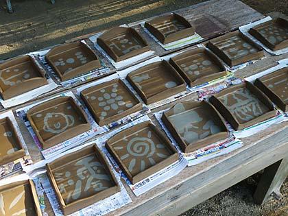 2011親子で陶芸体験3