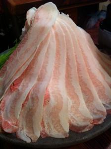 豚豚豚しゃぶ肉