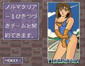 中嶋悟監修 F-1 GRAND PRIX