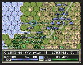 アドバンスド大戦略 ドイツ電撃作戦