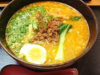 石川台のラーメン 坦々麺