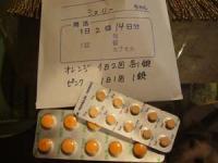 抗生剤と炎症止め