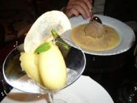 デザート ソルベ