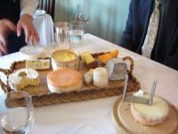 口直しに チーズはいかがですか?