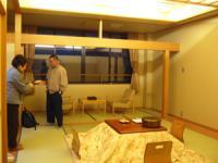 広くて いいお部屋です