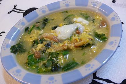 中華風トロトロコーンスープ