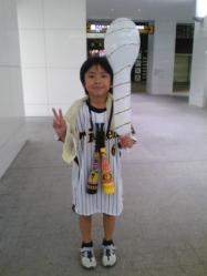 阪神応援がんばりました!