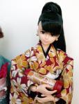 momoko シオン 万華鏡 ぷちサンプル 食玩