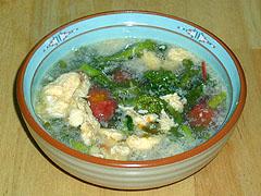 プチっと玉子スープ