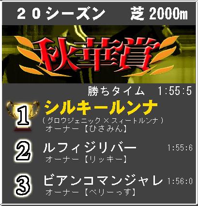 秋華賞20