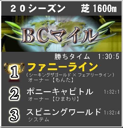 BCマイル