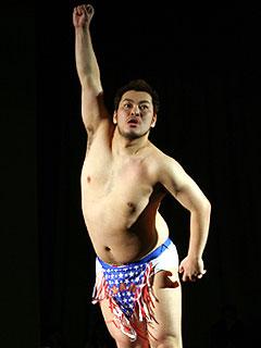 男色ディーノ(ポーズ・新コス)