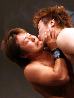 HARASHIMA&ディーノ(アゴキスB)