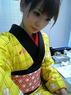 中川翔子和服