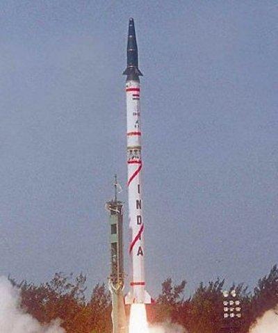インドミサイル