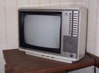 白馬の宿のTV