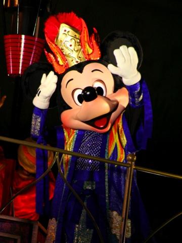 ボンファイアーダンス