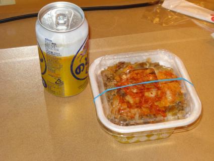 牛丼だよ(;´д`)トホホ