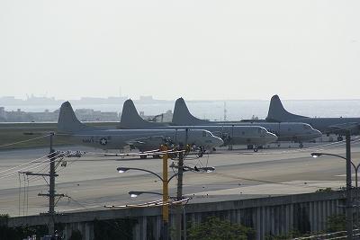 遠くに見えるは・・・P-3C