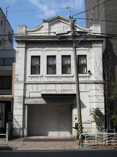 佐賀の看板建築①