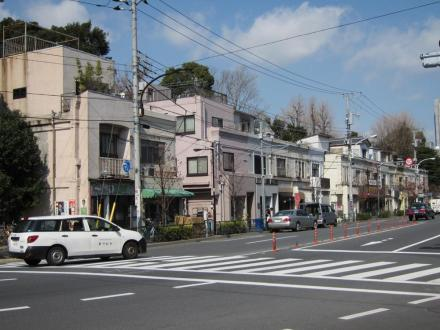 東京市営店舗向住宅2