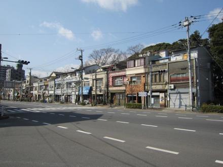 東京市営店舗向住宅10