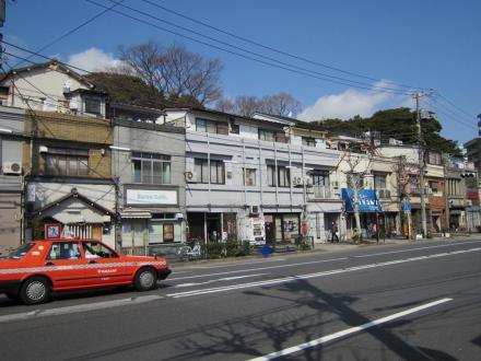 東京市営店舗向住宅11