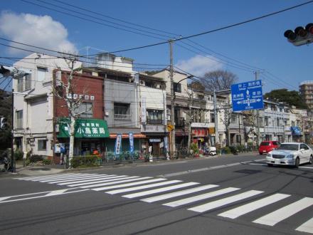 東京市営店舗向住宅12