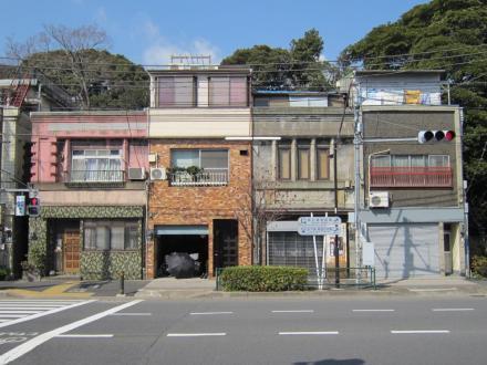 東京市営店舗向住宅13
