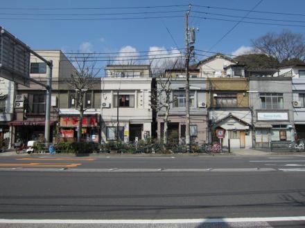 東京市営店舗向住宅14