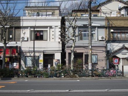 東京市営店舗向住宅15