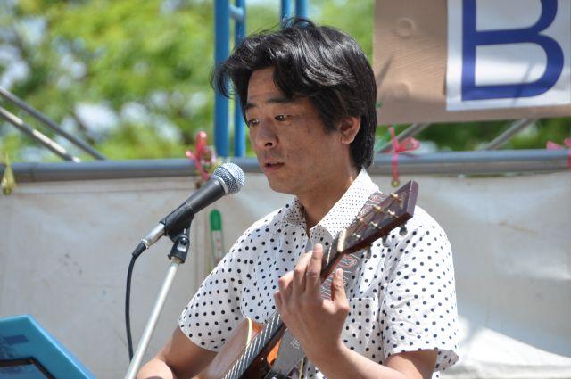 浜北発フォーク&ロック チャリティーコンサート 8
