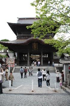 阿蘇神社へ来たよ~!
