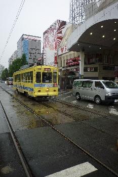 路面電車だよ~