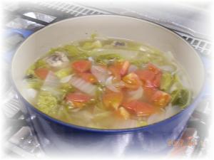 スープ(ルクちゃん)