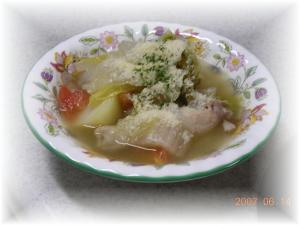 ヘルシースープ