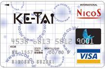 NICOSケータイカード