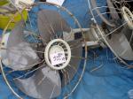 格安レトロ扇風機