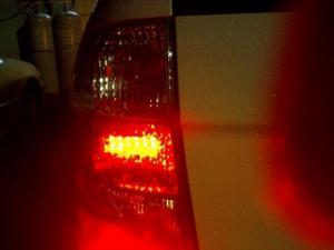 LEDテール&ストップ、ウィンカー