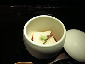 misen 胡麻豆腐