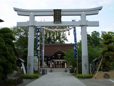 讃岐一宮 田村神社1
