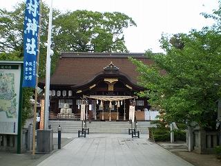 讃岐一宮 田村神社2