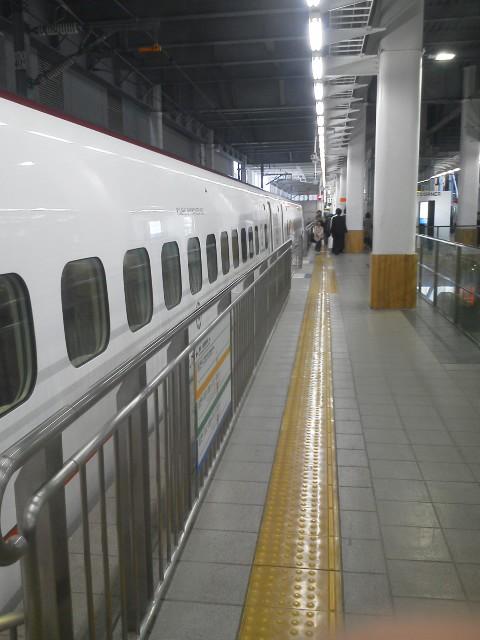 新幹線&ラグビー観戦 008