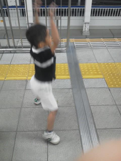 新幹線&ラグビー観戦 009