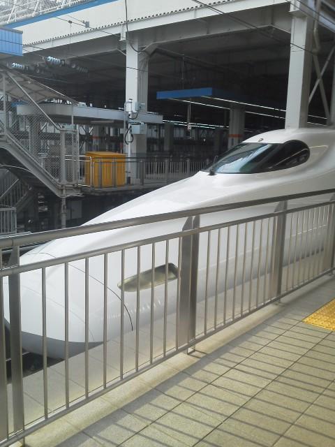 新幹線&ラグビー観戦 004