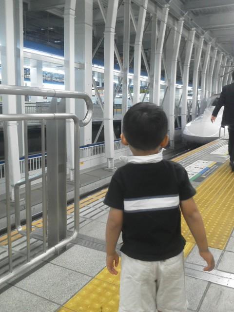 新幹線&ラグビー観戦 007
