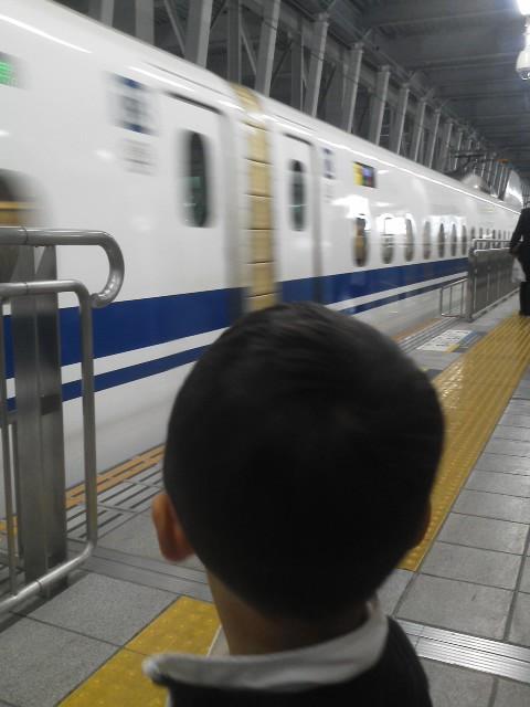 新幹線&ラグビー観戦 006