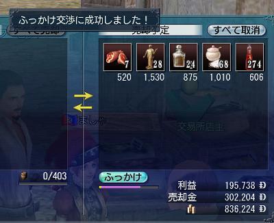 20万弱ヽ(゚∀゚*)ノ