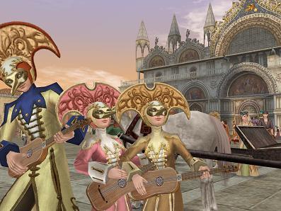 ヴェネツィア謝肉祭